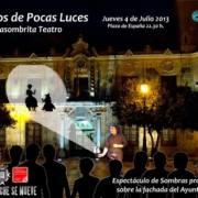 Cartel anunciador de Lora del Río