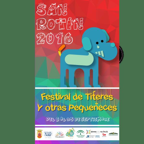 Cartel Festival SANROTIN 2016