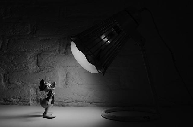 teatro de sombras Disney