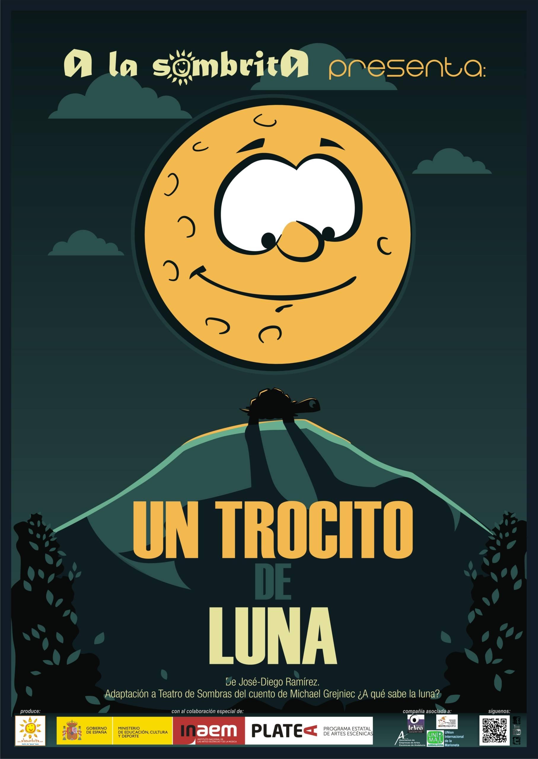 Un trocito de luna