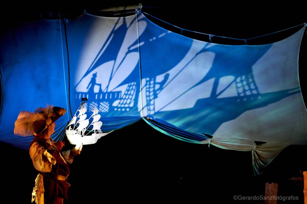20 años difundiendo la magia del teatro de sombras
