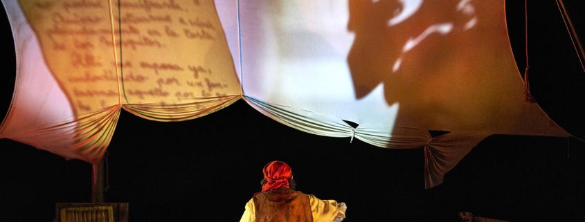 A la Sombrita cumple 20 años en el teatro de sombras