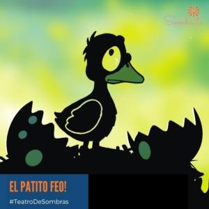 Teatro De Sombras - El Patito Feo-AlaSombrita-Enlace.