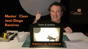 Master-Class Jose Diego Ramirez - Teatro de Sombras - A la Sombrita -EventoWeb