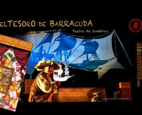 El Tesoro de Barracuda-A la Sombrita-V FESTIVAL DEL HIDALGO