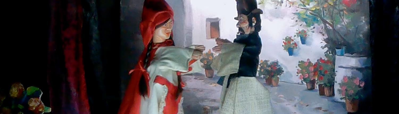 Los Titeres de Caperucita Roja - Teatro de Pocas Luces